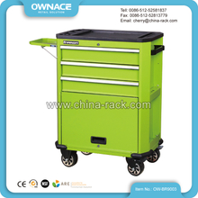 OW-BR9006 6 Drawers Heavy Duty Mobile Steel Trolley Tool Roller Cabinet