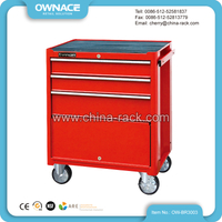 OW-BR3003 Professional Rolling Tool Cabinet with Casters