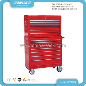 OW-T36IN Combination Storage Tool Box Roller Cabinet