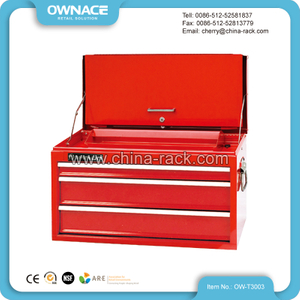 OW-T3003 3 Drawers Steel Storage Tool Cabinet Box