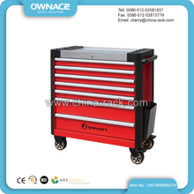 OW-BRM5607H Steel Tool Cabinet on Wheels with Handle