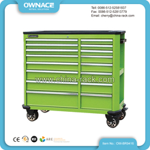 OW-BR9416 Large Storage Tool Trolley Cabinet with Drawers